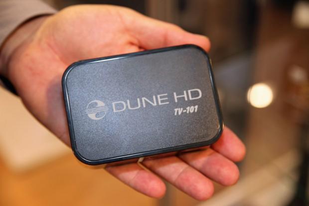 Dune HD TV-101 auf der Ifa 2011 (Bild: Golem.de/ck)