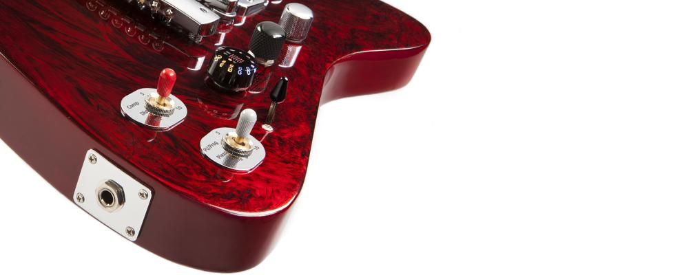 Gibson Firebird X: Hightech-Gitarre mit eigenem App-Store -