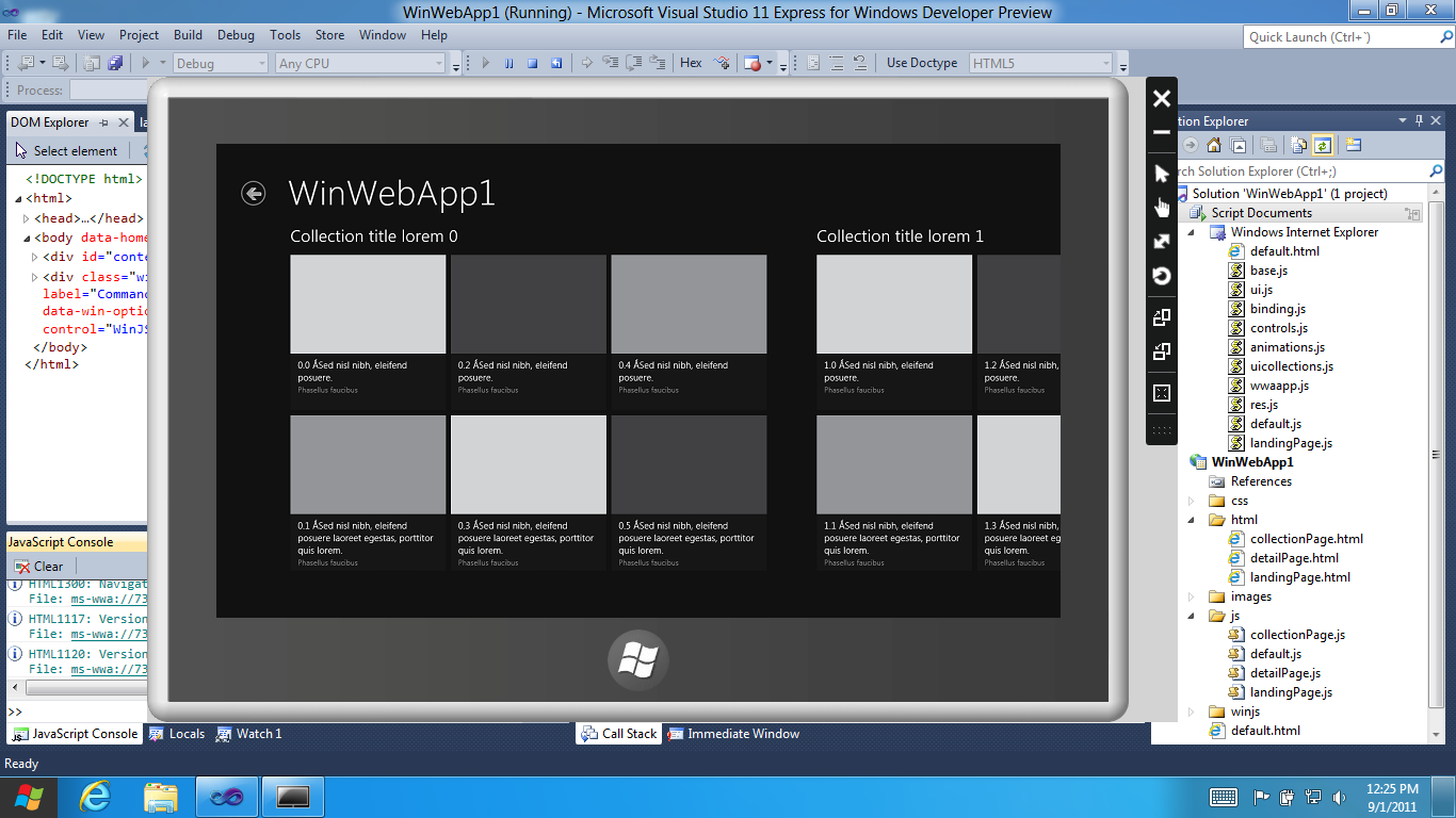 Internet Explorer 10: Microsoft propagiert pluginfreie Websites - Windows 8