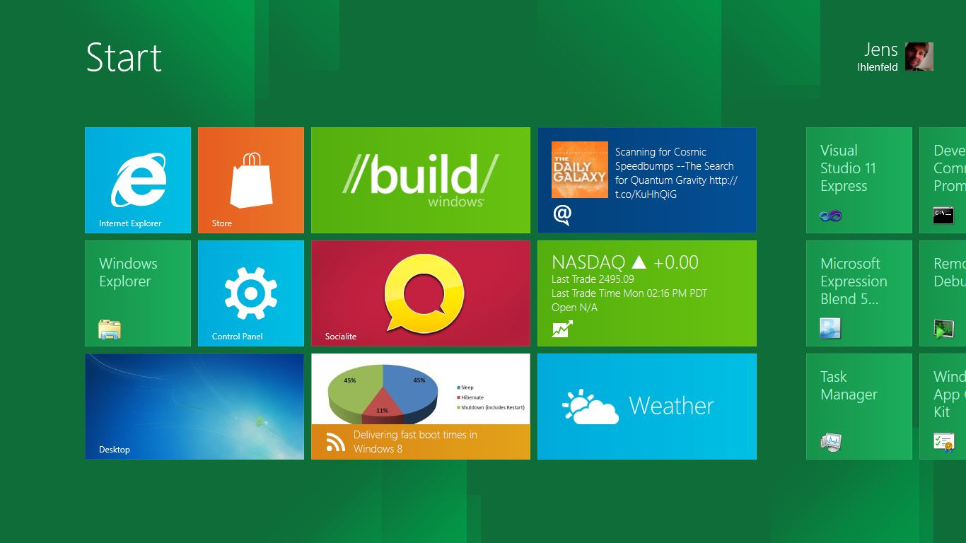 Microsoft: Windows 8 erhält integrierten Passwortmanager - Metro UI