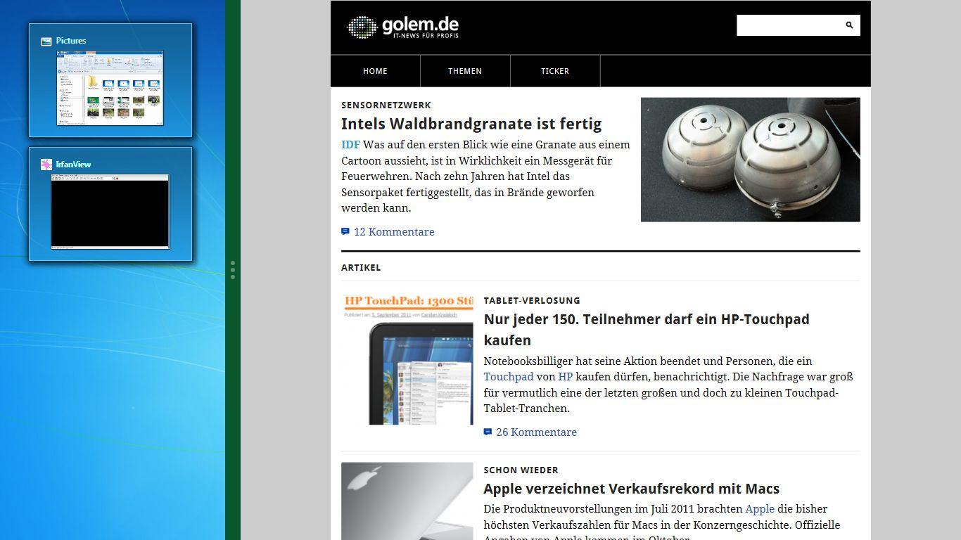 Internet Explorer 10: Microsoft propagiert pluginfreie Websites -