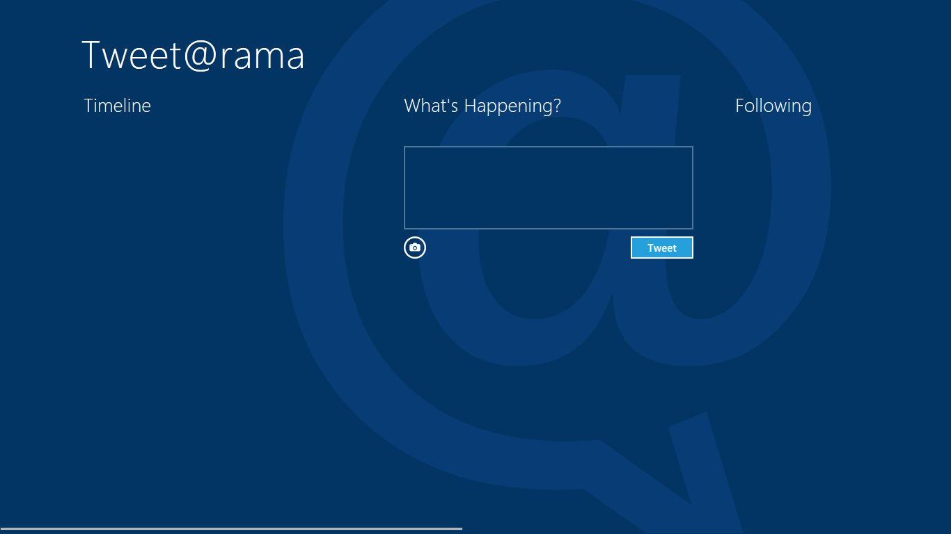 Microsoft: Windows 8 erhält integrierten Passwortmanager - Tweetanwendung unter Windows 8