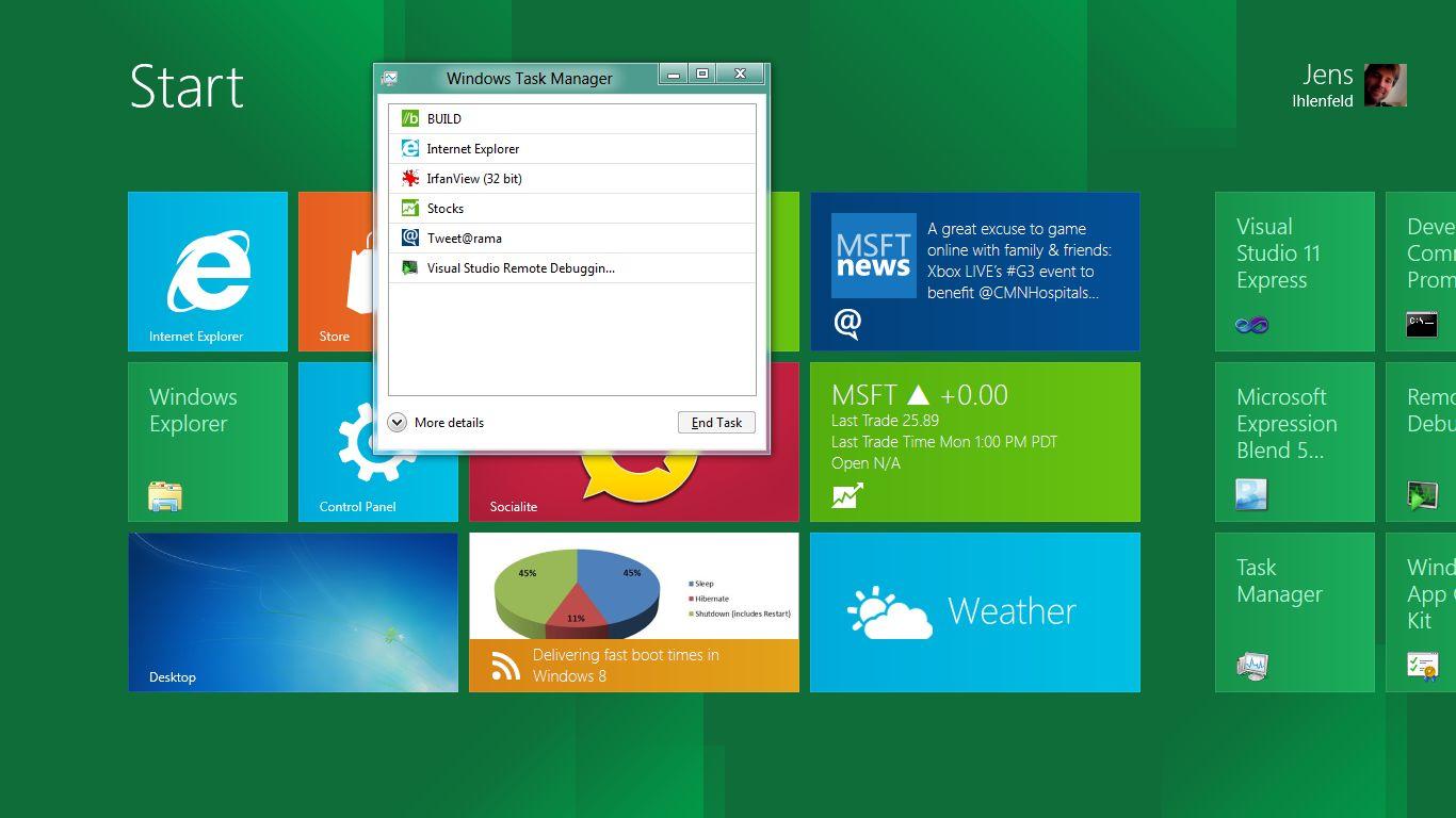 Microsoft: Windows 8 erhält integrierten Passwortmanager -