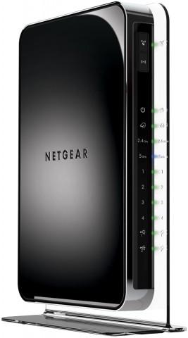 Netgear N900 Wireless Dualband Gigabit Router - WNDR4500 (Bild: Hersteller)