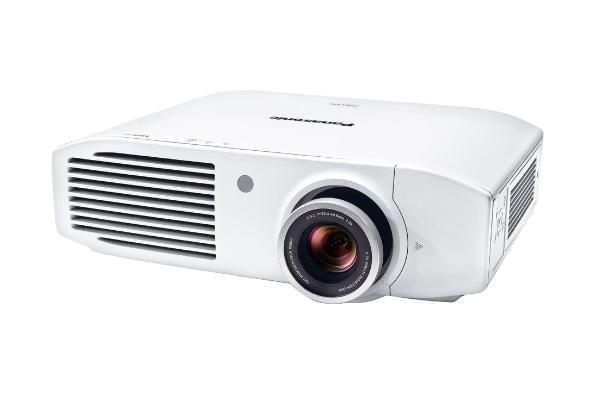 Panasonic PT-AH1000E - Full-HD-Heimkinoprojektor in Weiß (Bild: Hersteller)