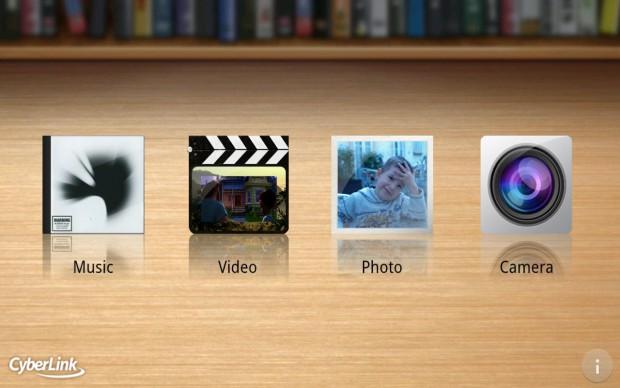 PowerDVD Mobile - Universalplayer für Android-Tablets (Bild: Cyberlink)