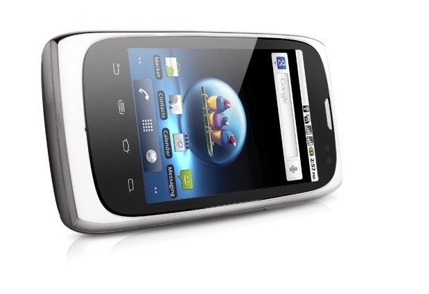 Viewsonic V350 - Dual-SIM-Smartphone mit Android 2.2 (Bild: Hersteller)