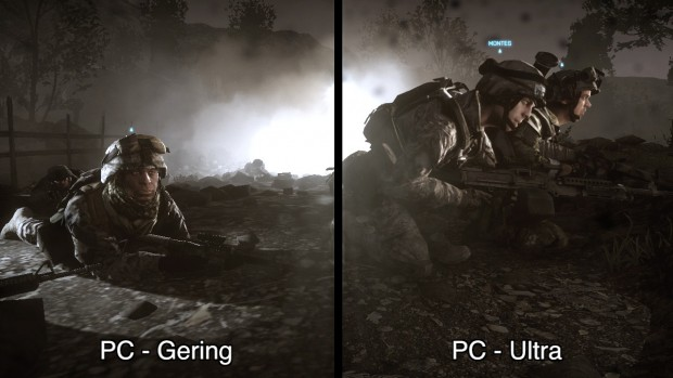 Battlefield 3 - PC (Gering/Ultra)