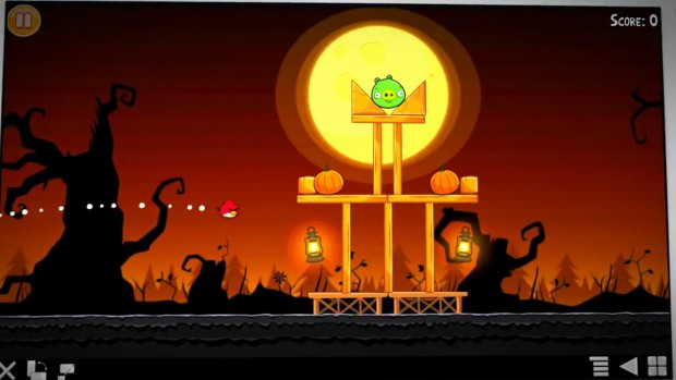 Bluesrocks: Angry Birds für Android auf dem PC spielen.