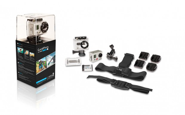 Gopro HD Hero 2 - Outdoor-Paket (Bild: Gopro)