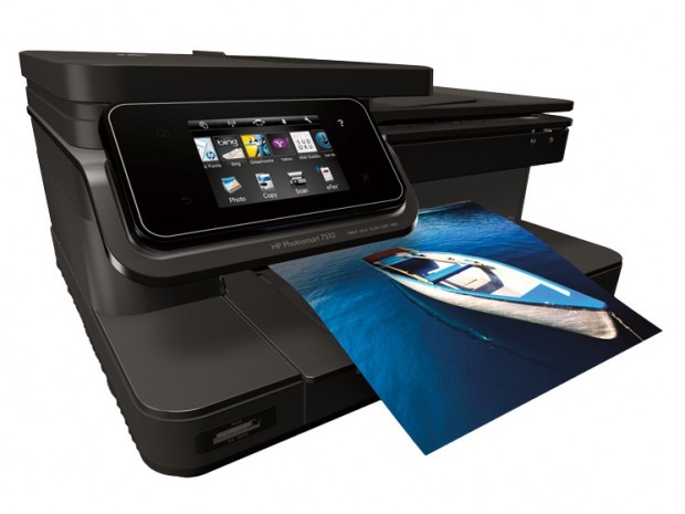HP Photosmart 7510 (Bild: HP)
