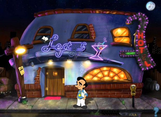 Neuauflage von Leisure Suit Larry In The Land Of The Lounge Lizards