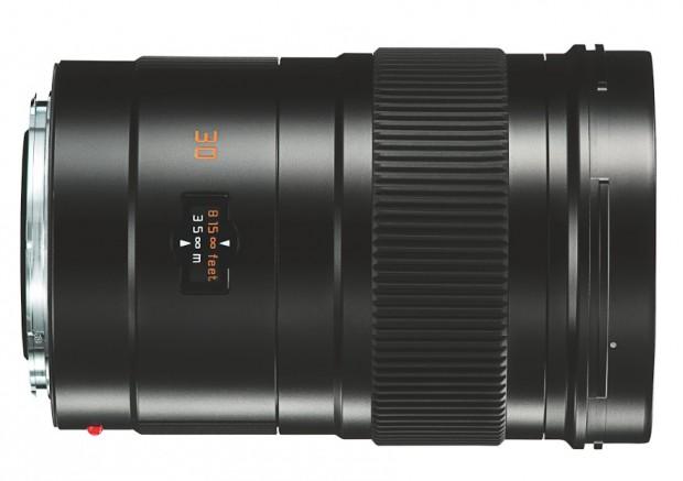 Leica Elmarit-S 1:2,8/30 mm ASPH (Bild: Leica)
