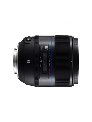 Samsung 85 mm F1:1.4 ED SSA i-Function (Bild: Samsung)