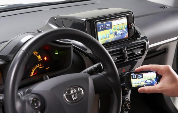 Toyota Touch Life (Bild: Toyota)