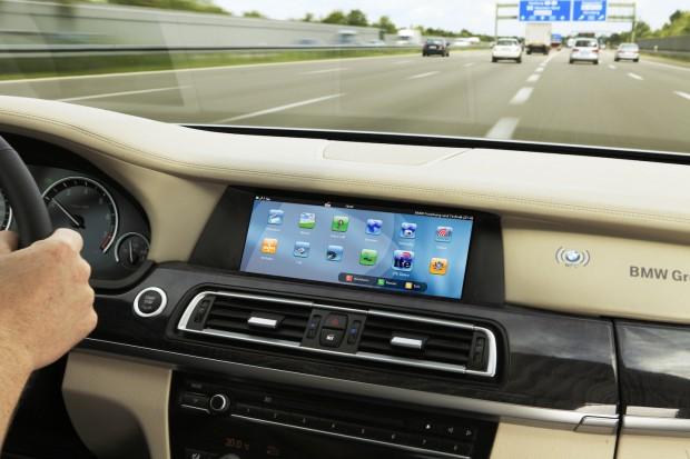 BMW testet LTE in Kooperation mit Telefónica. (Bild: BMW)