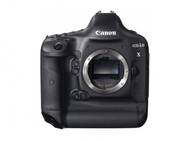 EOS-1D X, Canons neue Profikamera, soll die EOS-1Ds Mark III und die EOS-1D Mark IV ablösen. (Bild: Canon)