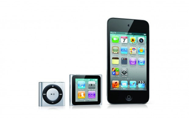 Apples iPods