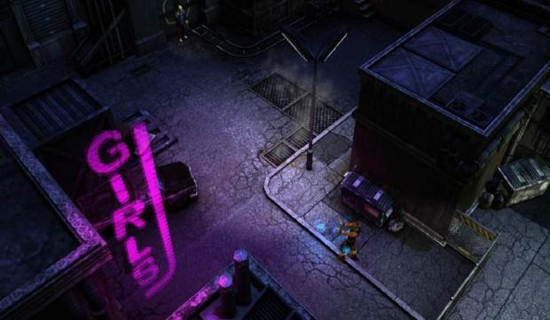 Shadowrun Online - Screenshot aus einem Prototyp des Browserspiels (Bild: Cliffhanger Productions)
