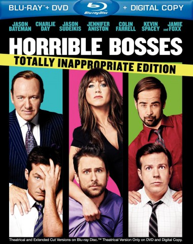 Horrible Bosses (Kill the Boss) ist die erste Blu-ray, der ein Ultraviolet-Code beiliegt. (Bild: Amazon.com)