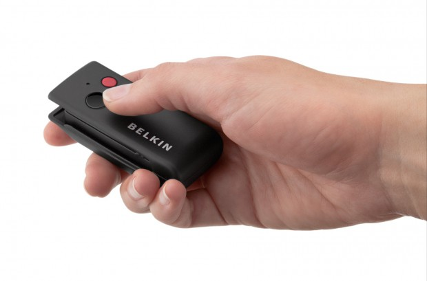 Belkin Liveaction Camera Remote (Bild: Belkin)