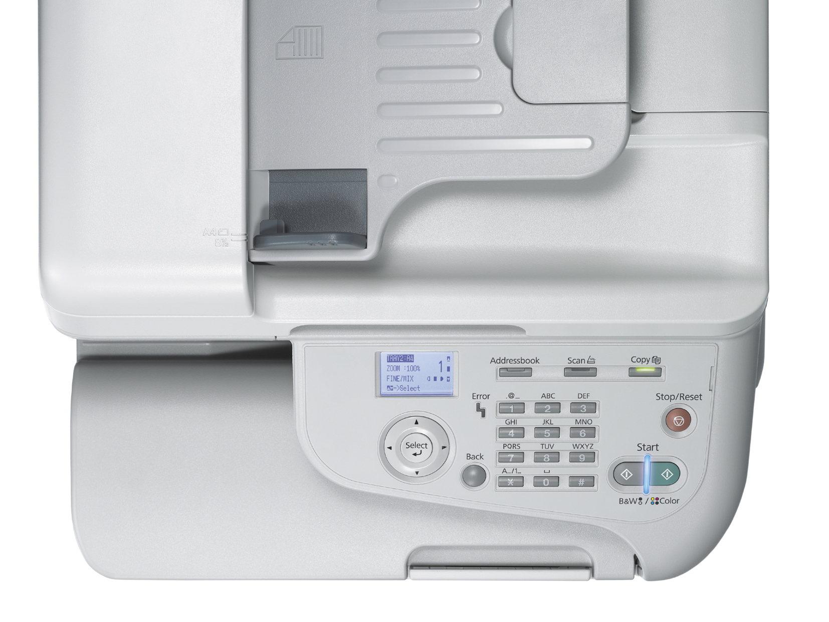 Epson: Aculaser-Multifunktionsgeräte für hohe Druckauflagen - Epson Aculaser CX37 (Bild: Epson)