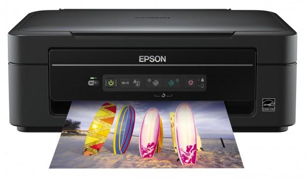 Epson Stylus SX235W (Bild: Epson)