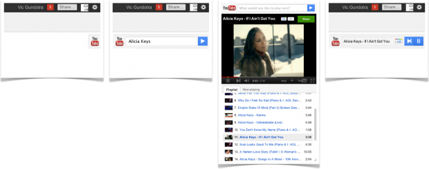 Youtube-Slider in Google+