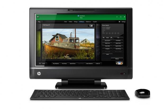 HP Touchsmart 620 (Bild: HP)