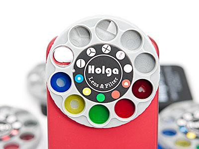Holga iPhone Lens Filter Kit (Bild: Holga)