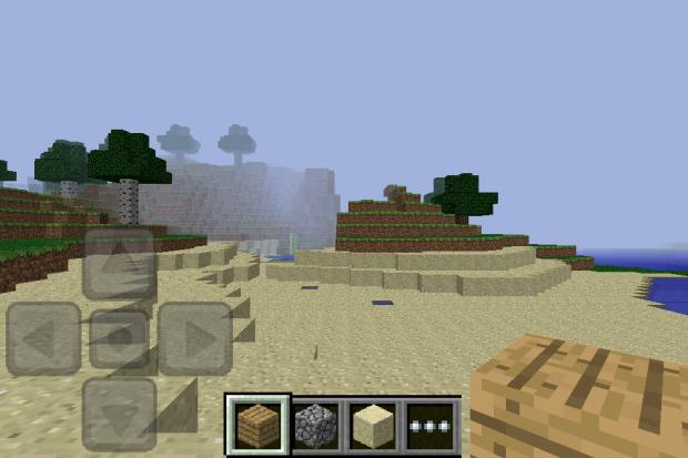 Minecraft - Pocket Edition auf iOS