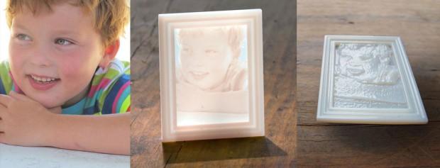 Reliefdrucke aus dem 3D-Drucker. (Bild: Miniature Moments)
