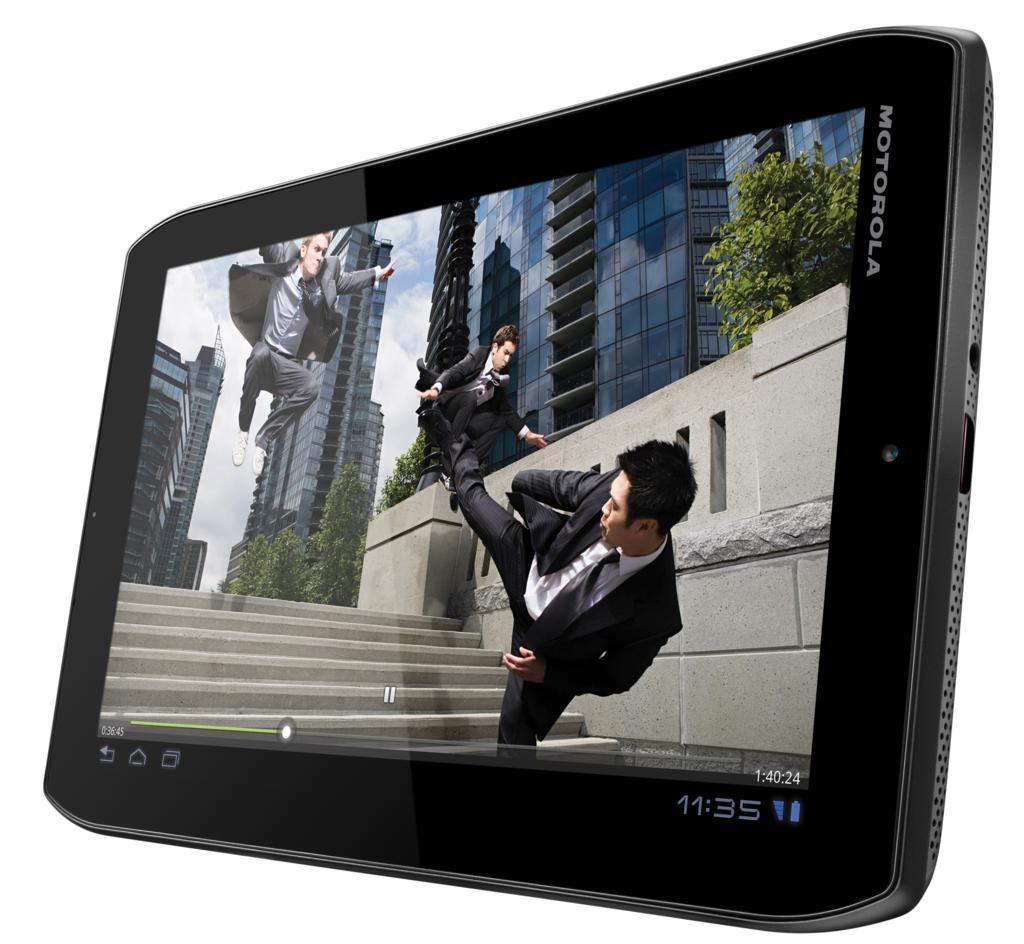 Xoom 2 und Xoom 2 Media Edition: Motorola bringt zwei neue Tablets mit Android 3.2 - Motorola Xoom 2 Media Edition