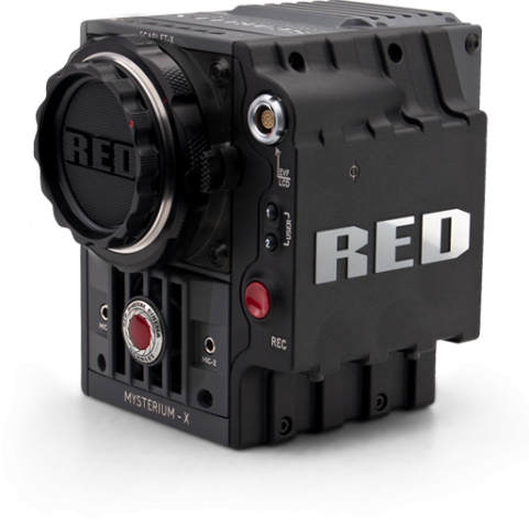Red Digital Cinema Scarlet-X (Bild: Red)