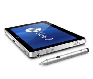 HPs Tablet-PC Slate 2