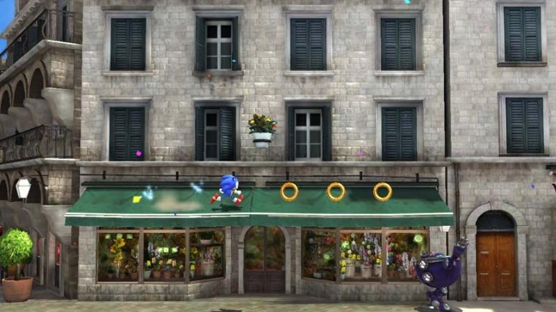 Test Sonic Generations: Treffen der multiplen Rennigel - Sonic Generations