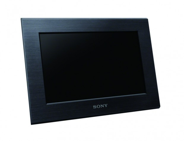 sony digitale bilderrahmen mit wlan zeigen e mails an. Black Bedroom Furniture Sets. Home Design Ideas