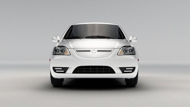 Das Elektroauto Coda des US-Herstellers Coda Automotive (Bild: Coda Automotive)