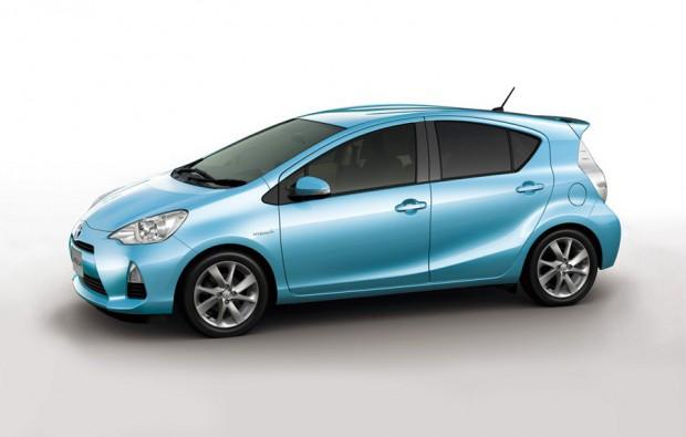 Der Toyota Aqua soll in anderen Ländern als Pris C auf den Markt kommen. (Bild: Toyota)