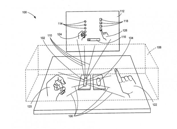 Patentantrag 20110298798 zur Gestensteuerung des Mac (US-Patent- und Markenamt /Apple)