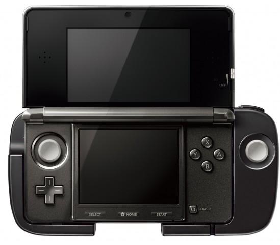 Circle Pad Pro für das 3DS von Nintendo