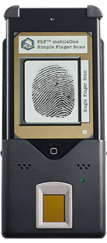 Fulcrum Biometric Mobileone (Bild: Fulcrum Biometric)