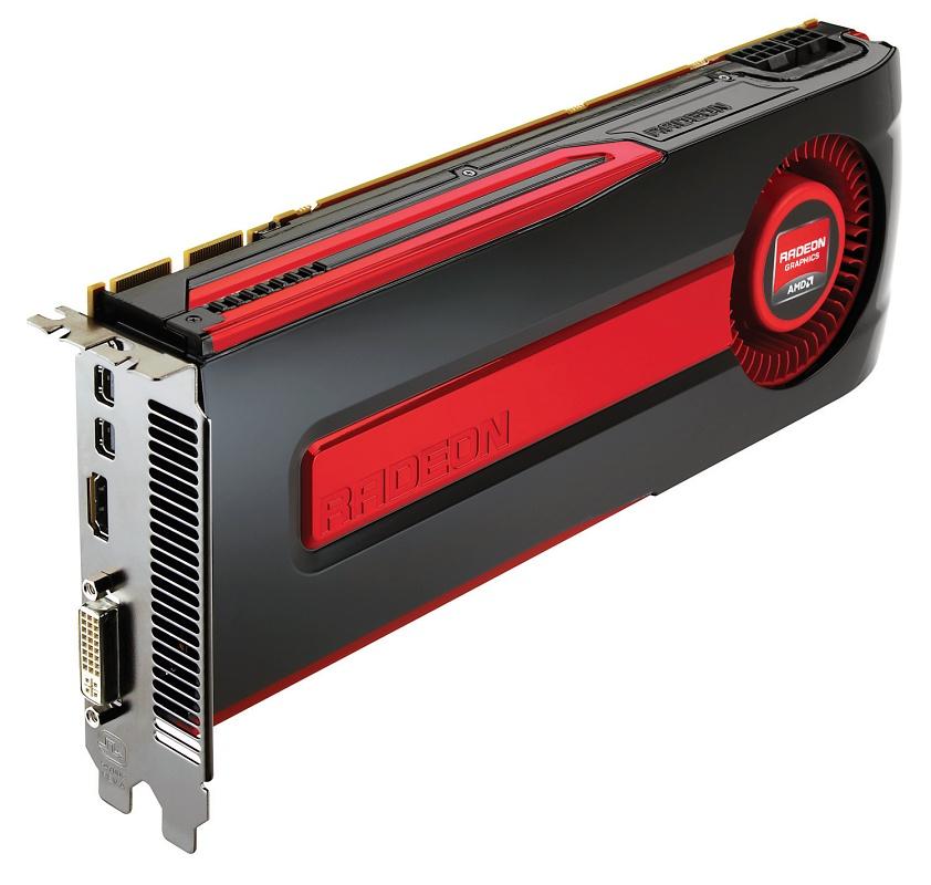 Radeon HD 7970 im Test: Die schnellste und sparsamste GPU kommt von AMD - Nur noch vier Monitorports