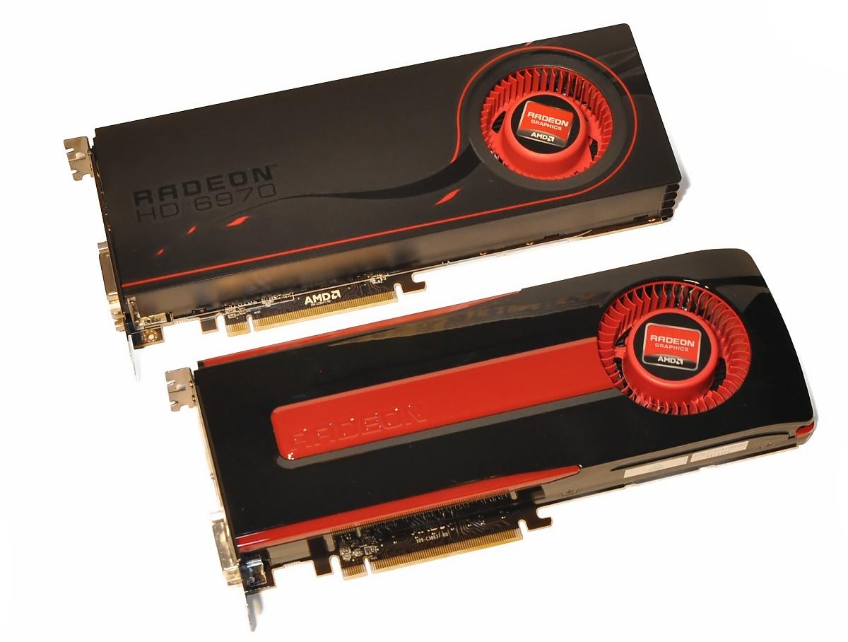 Radeon HD 7970 im Test: Die schnellste und sparsamste GPU kommt von AMD - 6970 und 7970 im Vergleich - Bild: Nico Ernst / Golem.de