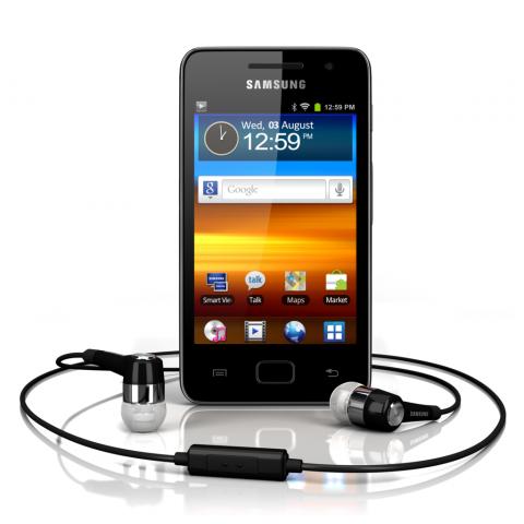 Samsungs Galaxy S Wifi 3.6