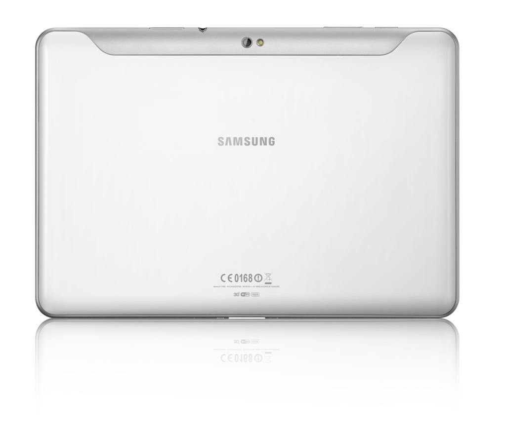 Apple vs. Samsung: Kein Verkaufsverbot für das Galaxy Tab 10.1N - Samsungs Galaxy Tab 10.1N