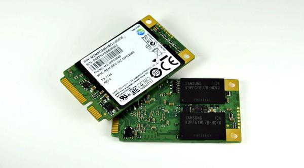 Samsung mSATA-SSD PM830 (Bild: Samsung)