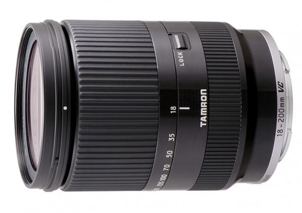 18-200mm F/3.5-6.3 Di III VC für Sony NEX (Bild: Tamron)
