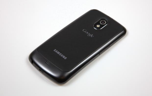 Das Galaxy Nexus von Samsung mit Android 4.0