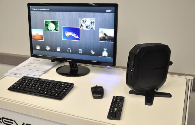 Komplettsystem: Acer Revo 70
